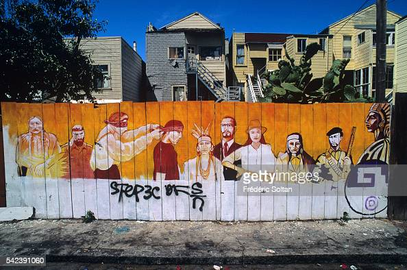 Us attacks mural stock photos and pictures getty images for 9 11 mural van