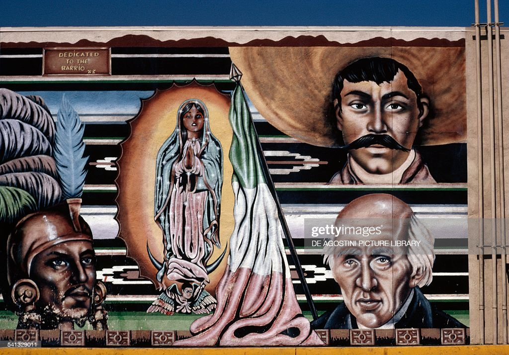 Calexico (CA) United States  city photo : ... and the Aztec ruler Cuauhtemoc Calexico California United States of