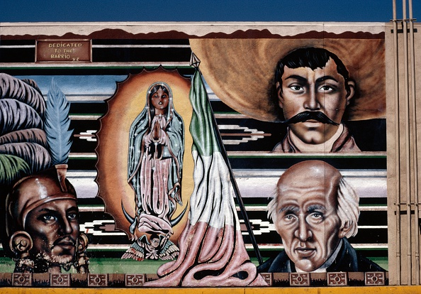 Calexico (CA) United States  city pictures gallery : ... and the Aztec ruler Cuauhtemoc Calexico California United States of