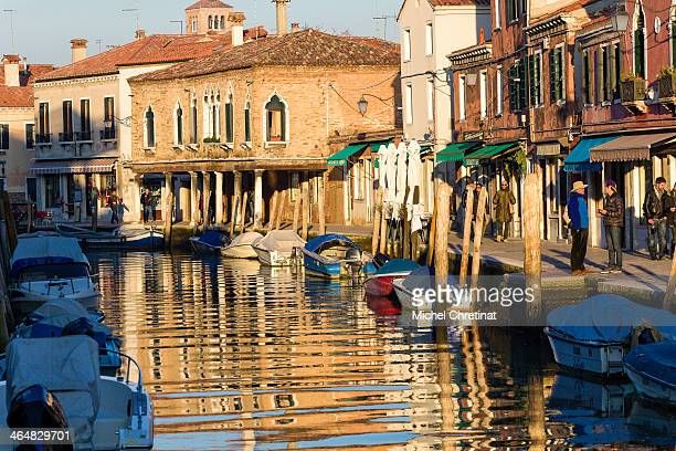 CONTENT] Murano is an island on Venice lagoon famous for glassmaking