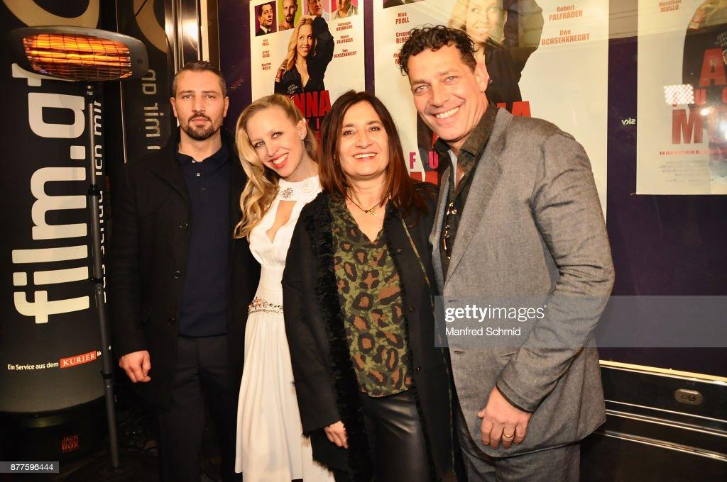 'Anna Fucking Molnar' Premiere In Vienna