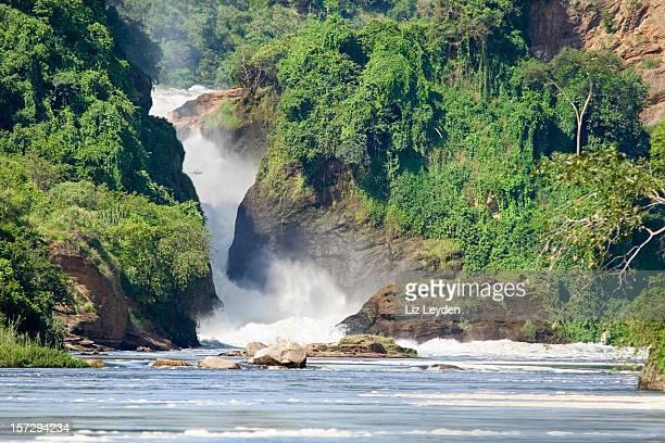 Wasserfall Murchison, Uganda