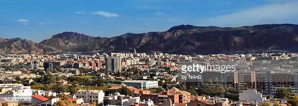 Murcia, Panoramica