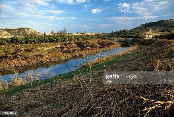 Murcia Segura river