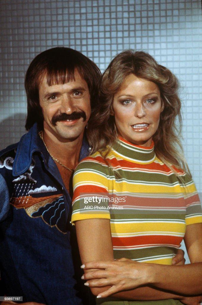 TV - 'Murder on Flight 502' 1975 Sonny Bono, Farrah Fawcett