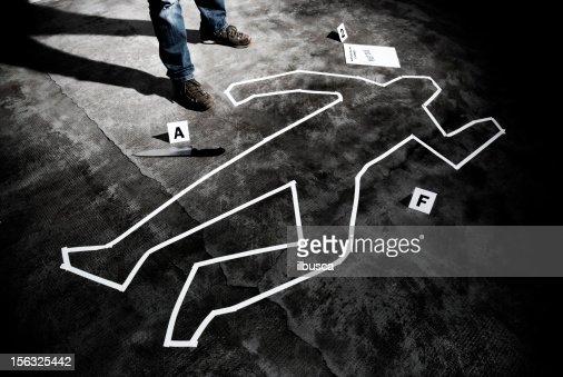 Murderer back on the crime scene