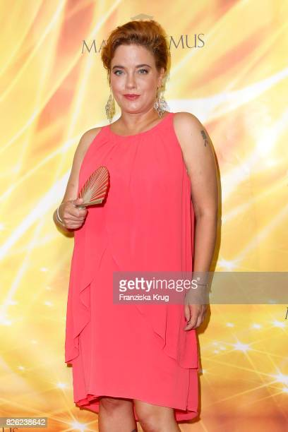 Muriel Baumeister attends the Remus Lifestyle Night on August 3 2017 in Palma de Mallorca Spain