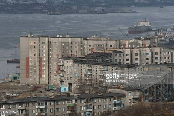 Murmansk and Kola Bay