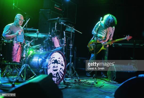 Murph and Lou Barlow of Dinosaur Jr perform at Saturn Birmingham on October 12 2017 in Birmingham Alabama