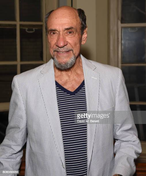 Murray Abraham attends the press night after party for 'The Mentor' at Browns Covent Garden on July 4 2017 in London England