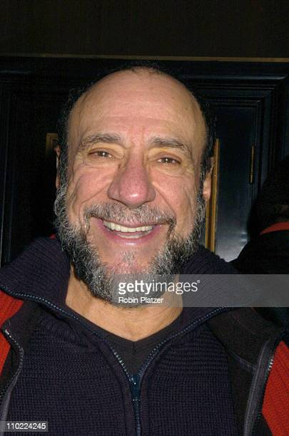 F Murray Abraham during 'Raging Bull' 25th Anniversary and Collector's Edition DVD Release Celebration at The Ziegfeld Theatre in New York New York...