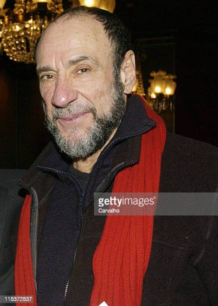 F Murray Abraham during 'Raging Bull' 25th Anniversary and Collector's Edition DVD Release Celebration After Party at Cipriani's in New York City New...