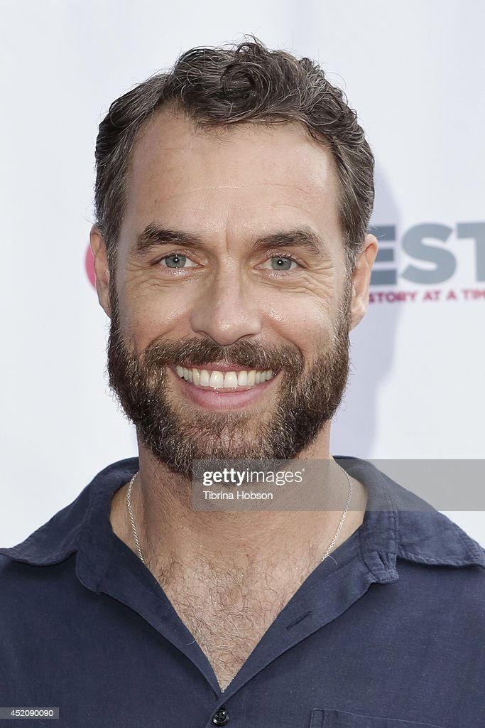 Murray Bartlett attends the 2014 Outfest Los Angeles panel discussion for 'Inside Looking' at DGA Theater on July 12, 2014 in Los Angeles, California.