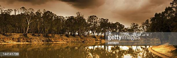 Murray River Panoramic