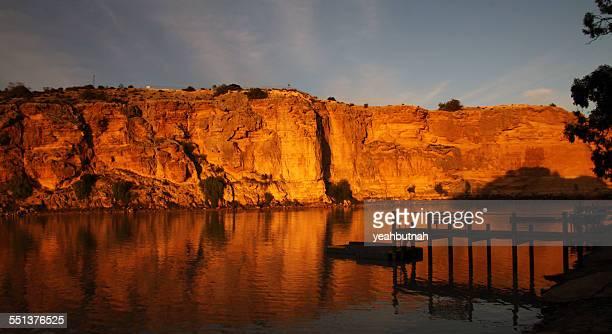 Murray River Sunset