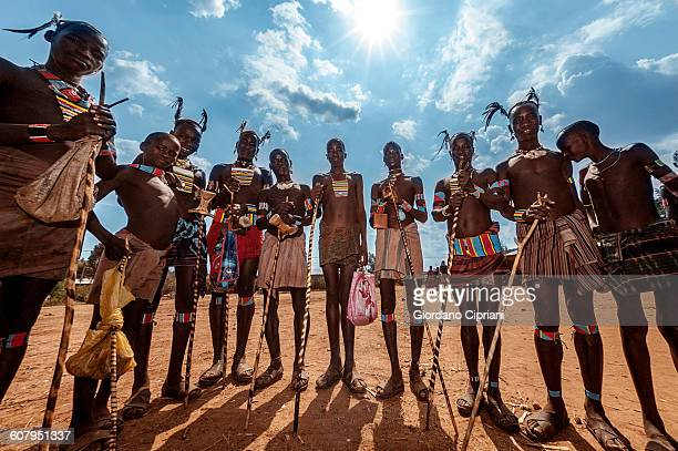 Mursi tribe, Omo Valley, Ethiopia