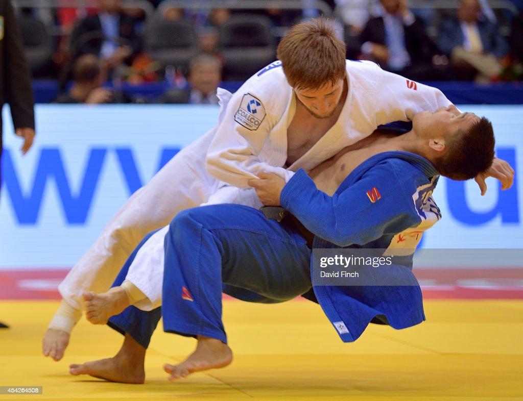 2014 Chelyabinsk Judo World Championships
