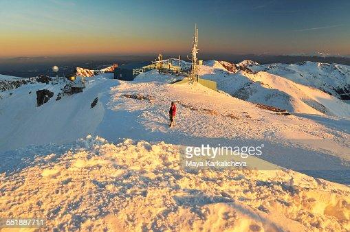 Musala peak, 2925m, Bulgaria