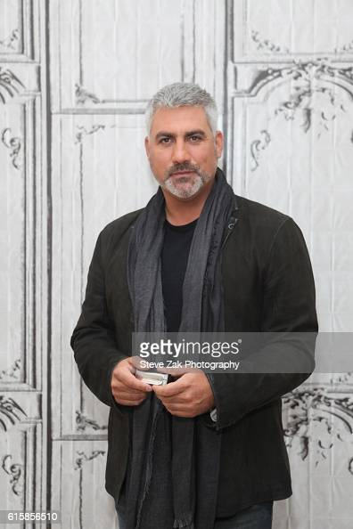 Muscian Taylor Hicks attends Build Series to disucss his new album at AOL HQ on October 20 2016 in New York City