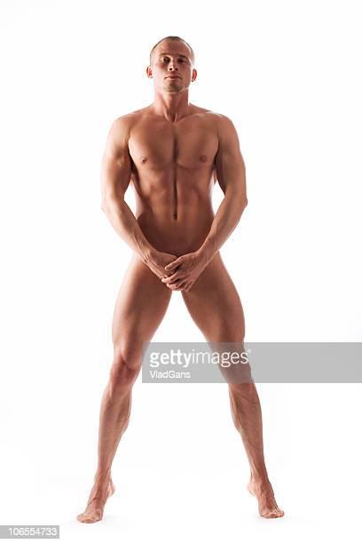 Musculaire Homme torse nu
