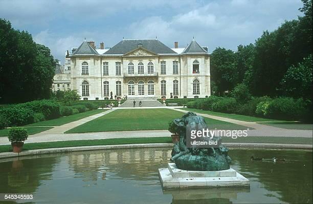Musee Rodin Aussenansicht 2000