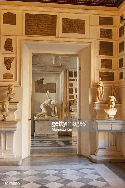 Musei (museum) Capitolini