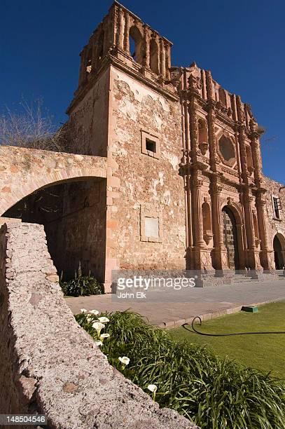 Museo Rafael Coronel housed in the Convento San Francisco.