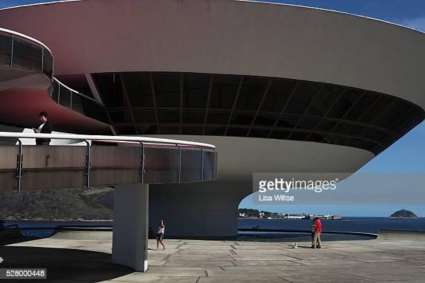 MAC Museu de Arte Contemporanea de Niteroi Rio de Janeiro on September 12 2010 Photo by Lisa Wiltse