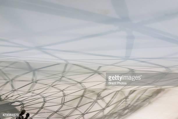 Museu do Amanha is a museum under construction in Rio de Janeiro a project of Spanish architect Santiago Calatrava in Rio de Janeiro port Zone as...