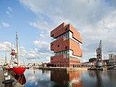 Museum aan de Strom, MAS, Antwerp, Belgium