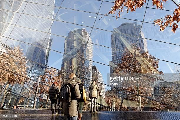9/11 Museum Memorial