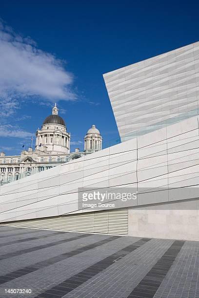 Museu do Liverpool e do Porto de Liverpool Building, Liverpool, Reino Unido