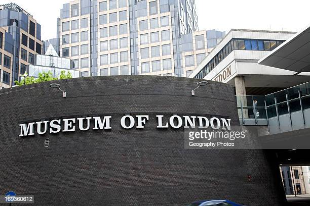 Museum of London Barbican London England