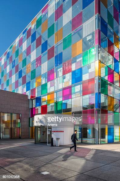 Art contemporain stock photos and pictures getty images - Musee art moderne strasbourg ...