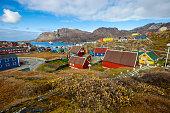 Museum of Sisimuit in Greenland.