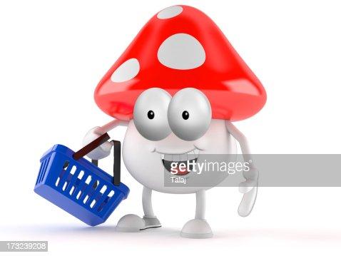 Mushroom : Bildbanksbilder