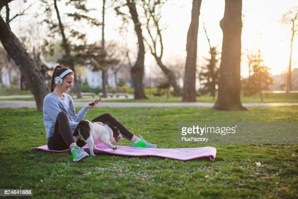 Music and exercising