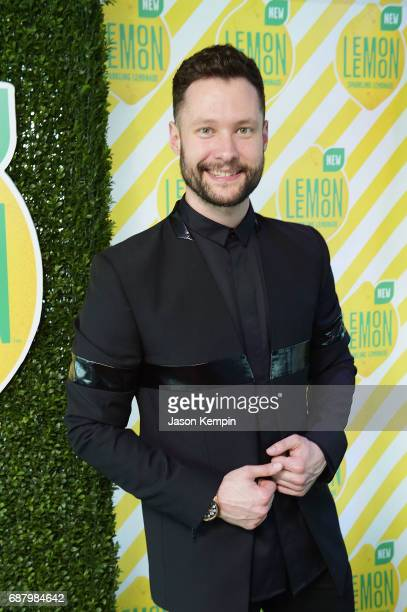 Music artist Calum Scott attends 'Picnic Time Off' to celebrate the global launch of LEMON LEMON on the Hornblower Infinity yacht on May 24 2017 in...