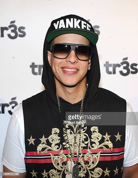 Music artist Daddy Yankee attends the Tres3 Upfront on May 15 2013 in New York City