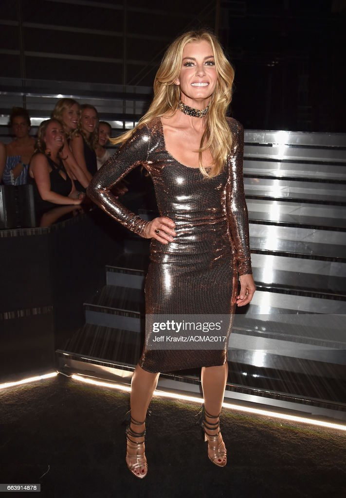 Music artist Faith Hill attends the 52nd Academy Of Country Music Awards at T-Mobile Arena on April 2, 2017 in Las Vegas, Nevada.