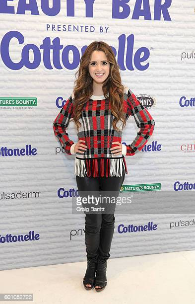 Music artist Laura Marano attends Nature's Bounty Celebrity Gift Suite Day 2 on September 9 2016 in New York City