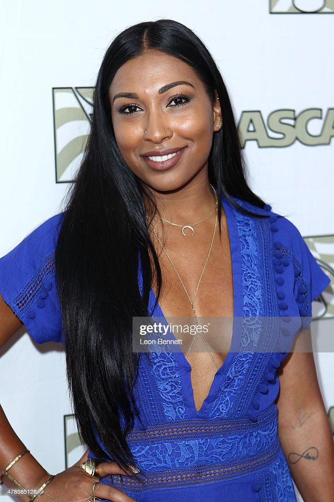 Music artist Melanie Fiona arrived at the 28th Annual ASCAP Rhythm And Soul Music Awards Arrivals at the Beverly Wilshire Four Seasons Hotel on June...