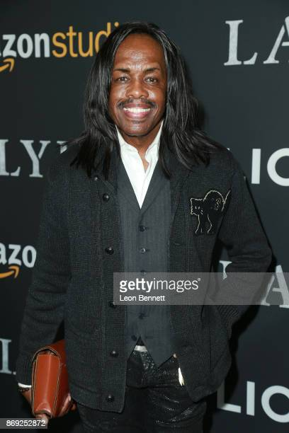 Music artist Verdine White attends the premiere of Amazon's 'Last Flag Flying' at DGA Theater on November 1 2017 in Los Angeles California