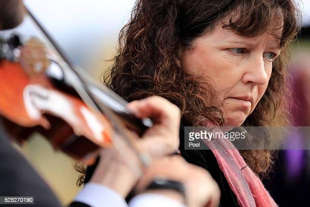 Music at the Port Arthur 20th Anniversary Commemoration Service on April 28 2016 in Port Arthur Australia