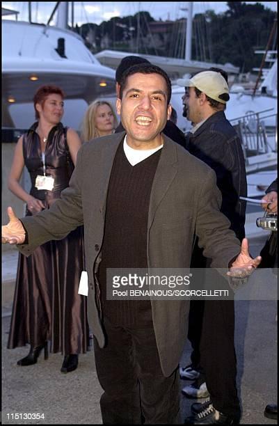 Music Awards party in Monaco City Monaco on April 30 2001 Cheb Mami