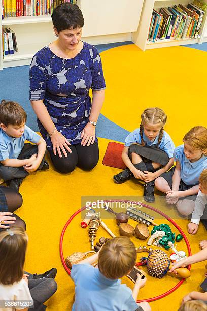 Music Class For Young Children