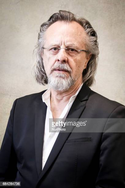 Music composer Jan AP Kaczmarek during 10 edition of the annual Film Music Festival in Krakow Poland 17 May 2017 Performed by leading musicians and...