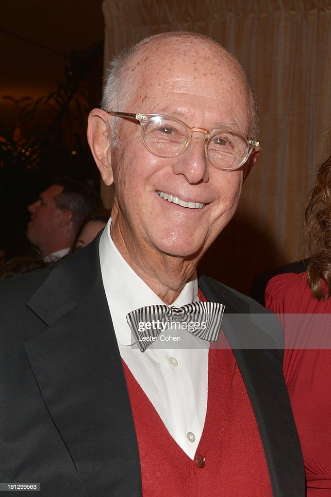 Music executive Charles Koppelman arrives at the 55th Annual GRAMMY Awards Pre-GRAMMY Gala and Salute to Industry Icons honoring L.A. Reid held at The Beverly Hilton on February 9, 2013 in Los Angeles, California.