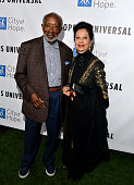 Music executive Clarence Avant and Jacqueline Avant attend the City Of Hope 2015 Spirit Of Life Gala Honoring UMG Chairman And CEO Lucian Grainge at...