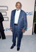 Music executive Clarence Avant attends the BET AWARDS '14 Debra Lee's PreDinner held at Milk Studios on June 28 2014 in Los Angeles California
